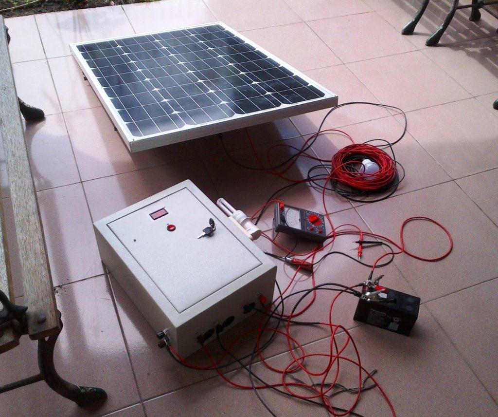 solarcell panel surya