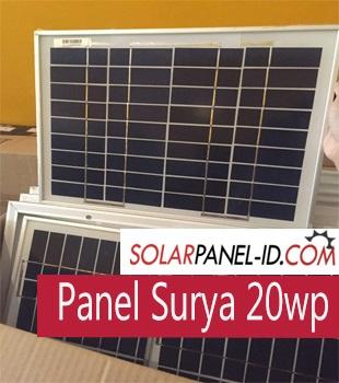 jual solar panel surabaya