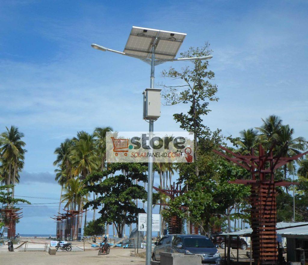 Pembangkit listrik tenaga surya makassar