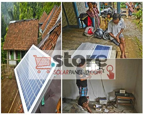 Harga pket shs solar panel 100wp