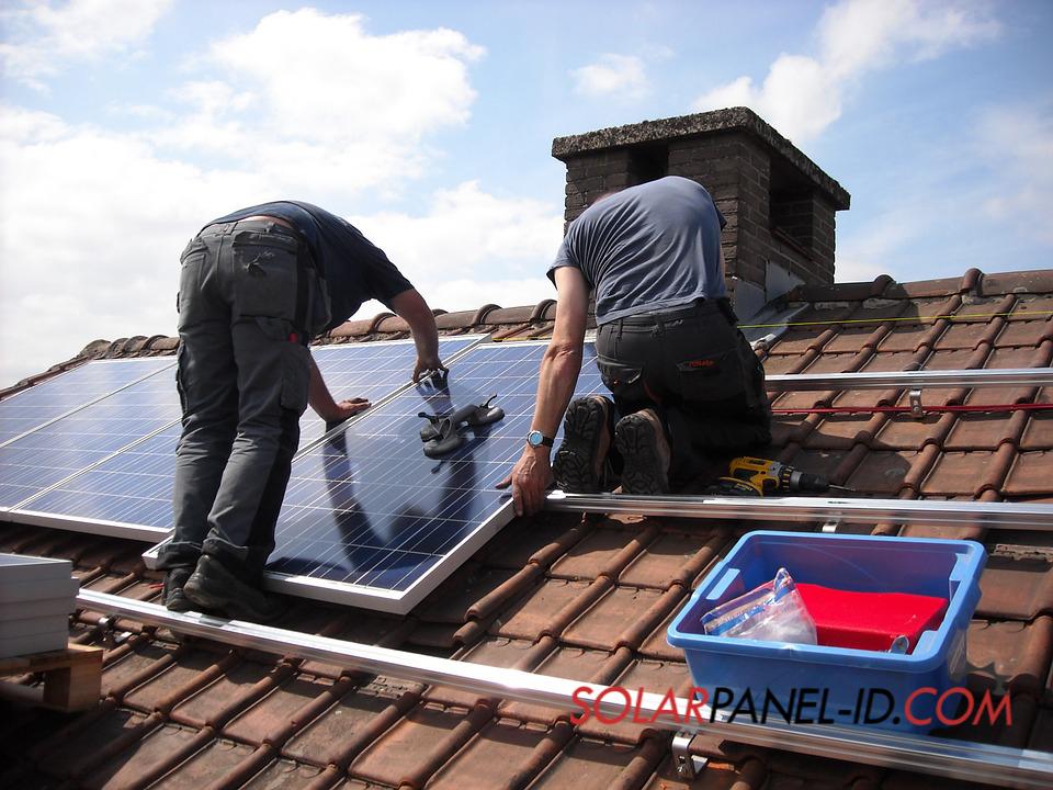 harga paket solar panel rumah murah