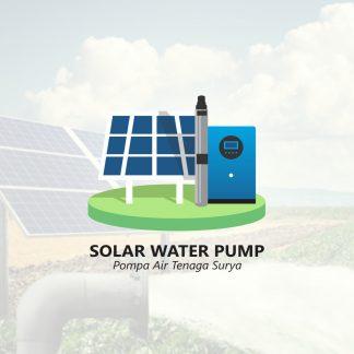 Solar Water Pump Pompa Air Tenaga Surya