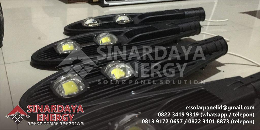 Lampu PJU Tenaga Surya 30watt