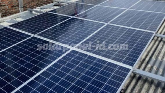 Jual Solar Panel Surabaya Satu Set Lengkap | Solarcell Terlengkap Murah