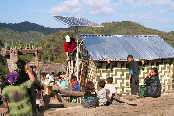 SHS Solar Home System