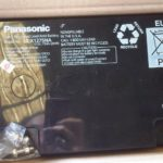 Jual Aki VRLA Panasonic harga Termurah Bergaransi