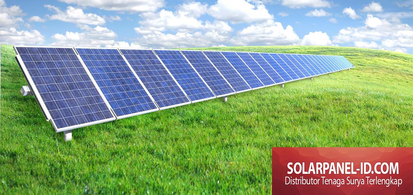 Jual Solar Panel Murah Solar Cell