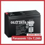 Baterai Solar Cell Panasonic VRLA 7.2Ah 12v