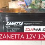 Baterai SHS ZANETTA 12V 120Ah