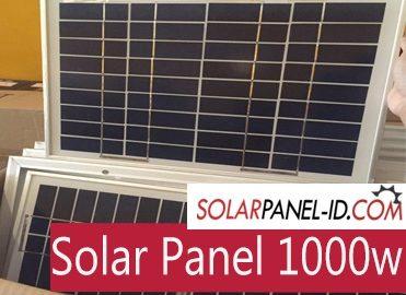 Solar Panel 80wp