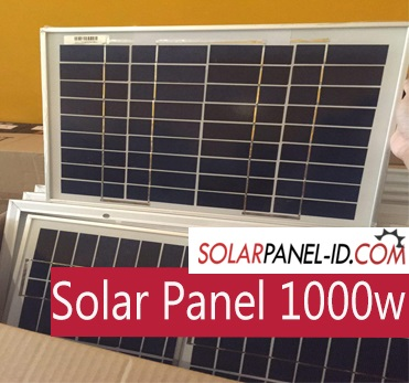 harga solarpanel 1000w