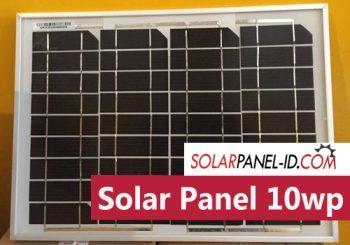 harga solarpanel 10wp