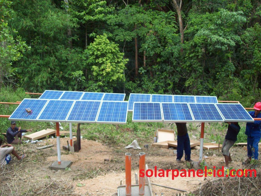 Distributor Pembangkit Listrik Tenaga Surya Solar Cell Ketapang dan Kalimantan Barat