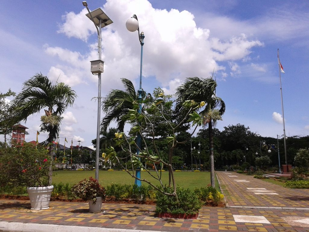 Harga Lampu JalanSolarcell Banjarmasin