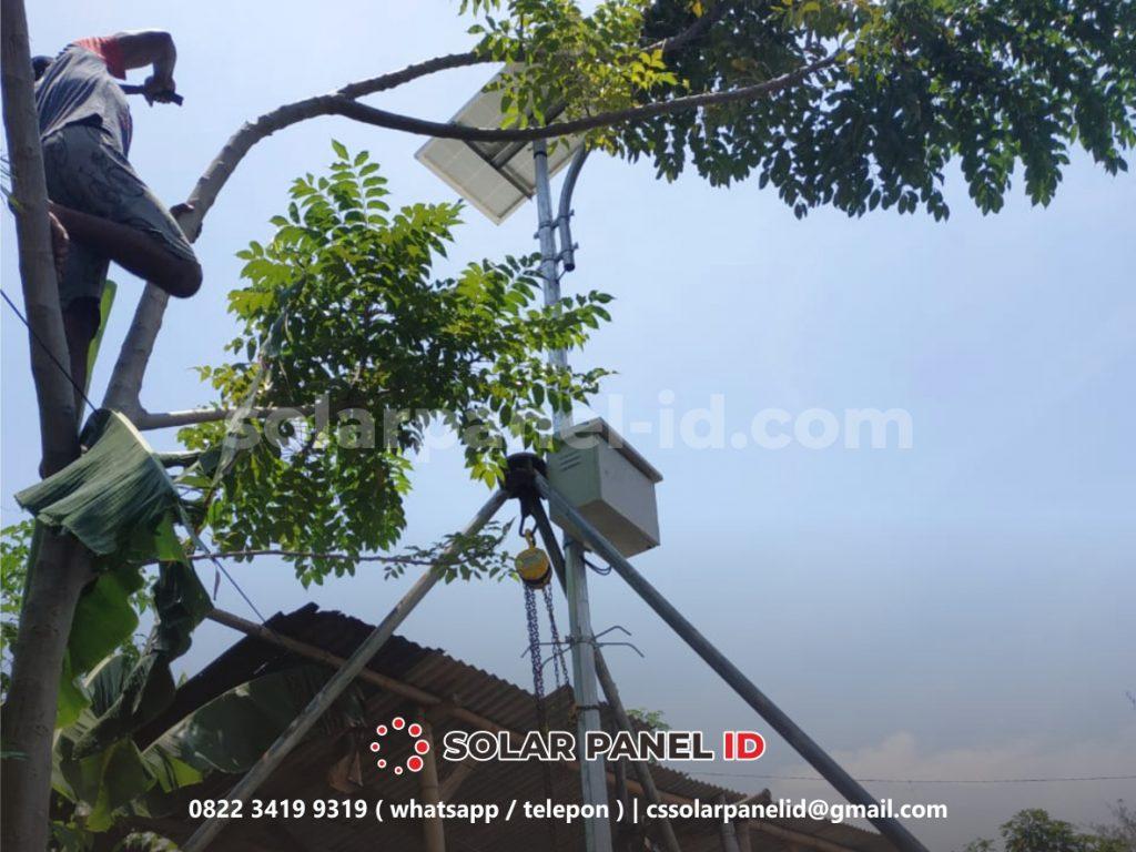 Jual PJU Solarcell Ketapang Kalimantan Barat