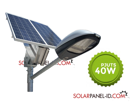 harga paket pju solar cell
