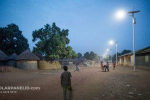 PJU Solarcell Manado dan Sulawesi Utara untuk Satuan atau Proyek Terbaru 2021