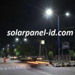 Distributor Penerangan Jalan Umum PJU Solar Cell Palu dan Sulawesi Tengah untuk Satuan atau Proyek