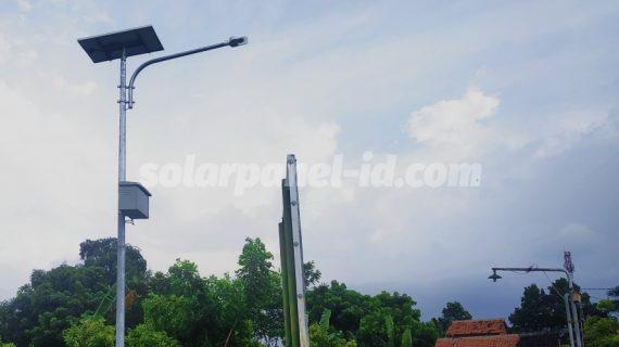 Harga PJU Tenaga Surya Solarcell Banjarmasin dan Kalimantan Selatan untuk Satuan atau Proyek