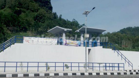 Distributor PJU Tenaga Surya | Penerangan Jalan Umum PJU | PJU Solarcell Sampit Kalimantan Tengah