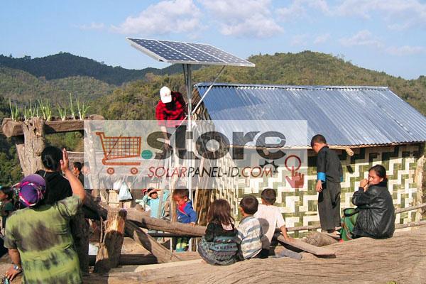 Distributor Solarcell Tenaga Surya Banda Aceh untuk Satuan atau Proyek