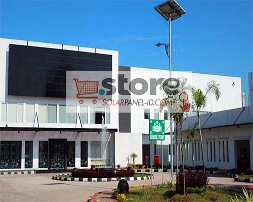 Distributor solacell tenaga surya Denpasar