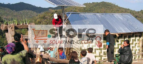 Distributor Solarcell Tenaga Surya Serang dan Banten untuk Satuan atau Proyek