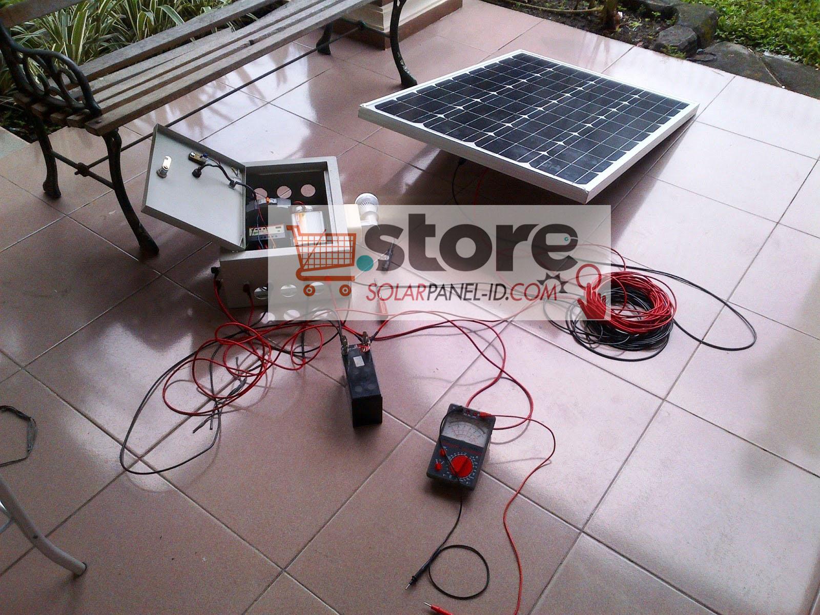 Solarcell Tenaga Surya Palembang