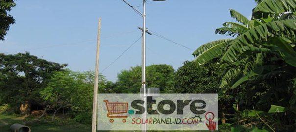 PJU Tenaga Surya | Penerangan Jalan Umum PJU | PJU Solarcell Gorontalo untuk Satuan atau Proyek