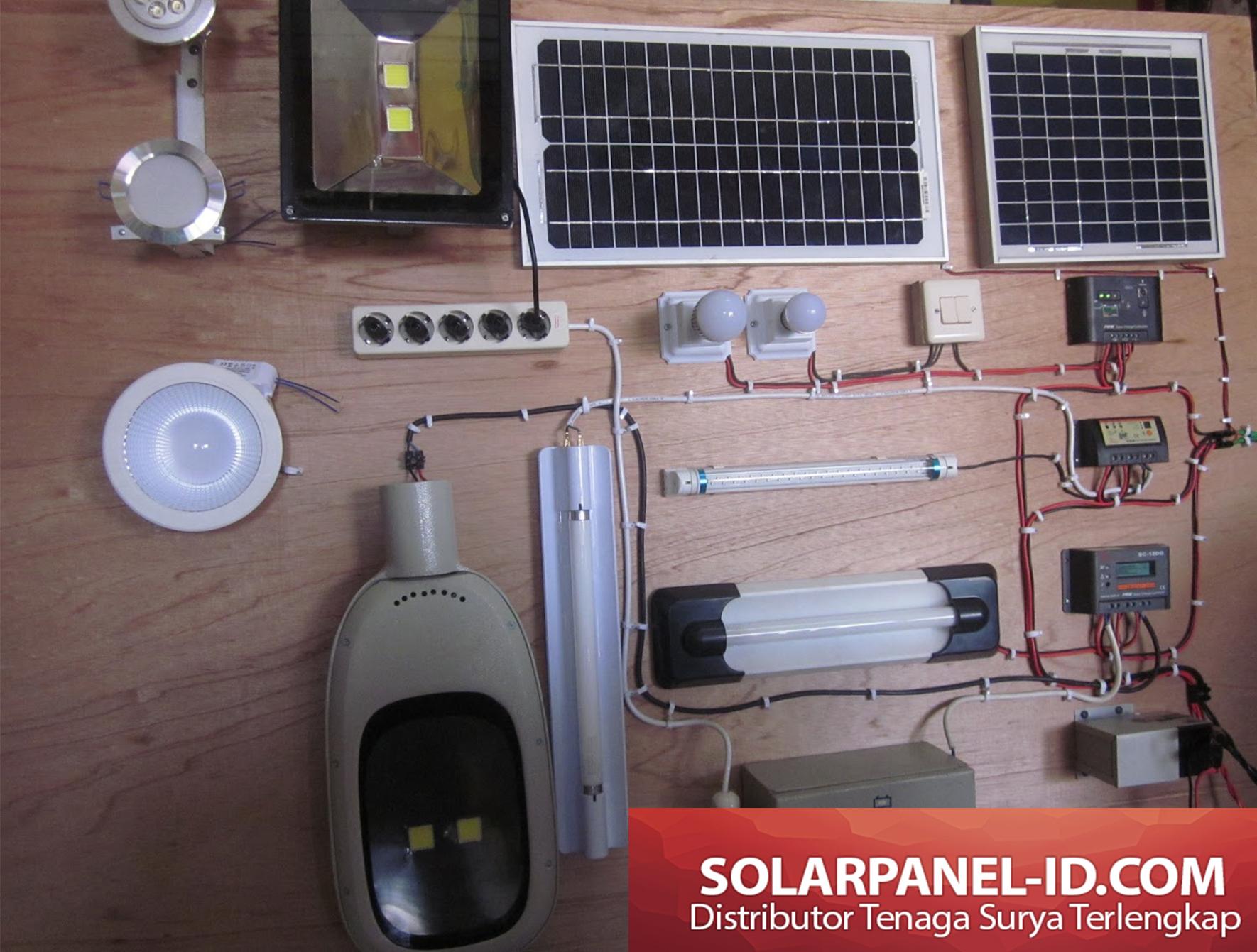 harga panel surya semarang