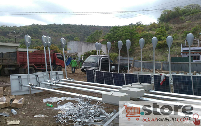 harga panel tenaga surya medan