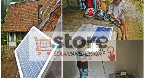 PJU Tenaga Surya | Penerangan Jalan Umum PJU | PJU Solarcell  Sofifi Ternate Maluku Utara untuk Satuan atau Proyek