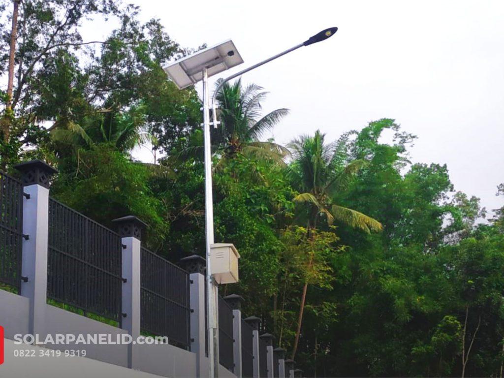 jual lampu pju solarcell bandung murah