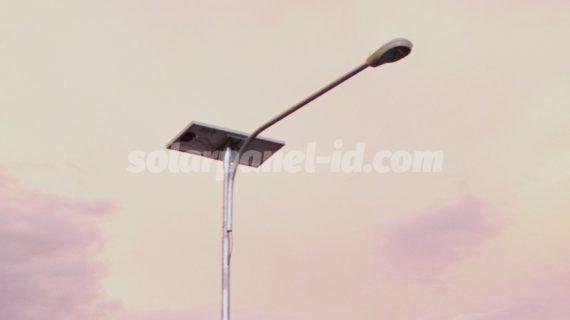 Distributor PJU Solarcell | PJU Tenaga Surya | Lampu PJU Jayapura Papua untuk Satuan atau Proyek