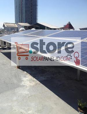 jual solarcell tenaga surya serang