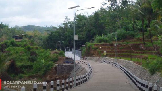 Distributor PJU Solarcell Medan Sumatera Utara dan Sekitarnya Terbaru 2021
