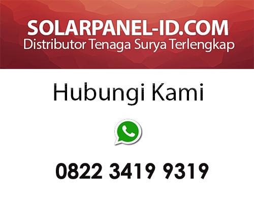Distributor PJU solarcell satuan atau proyek