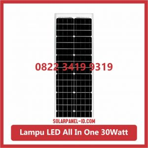 Jual Lampu LED all in one 30watt