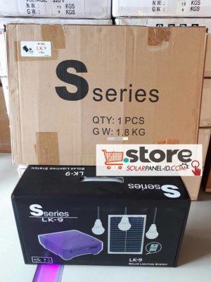 harga paket lk-9 solar home system