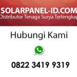 Jual Solar Panel Flores Bergaransi dan Bersertifikat BPPT