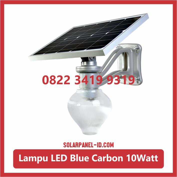 Jual Solar Light Blue Carbon Techno 10w Solarpanel Id