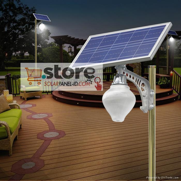 harga Solar Light Blue Carbon Techno