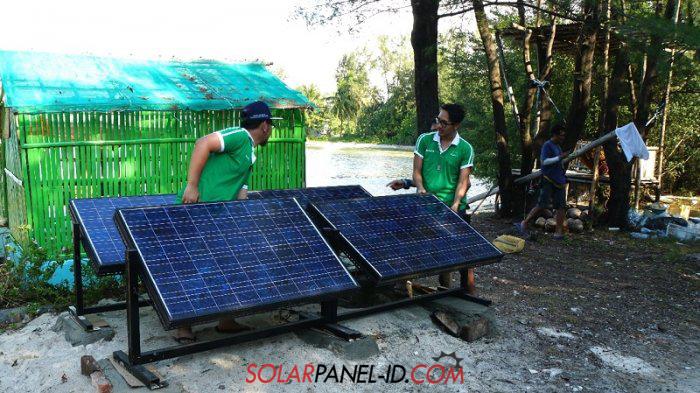 Jual Paket SHS Solarcell 1000 watt