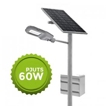 paket lampu jalan tenaga surya