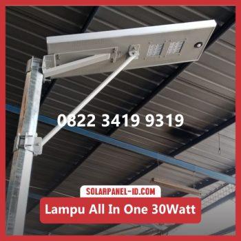 Lampu LED All In One 30watt Sumatera Selatan