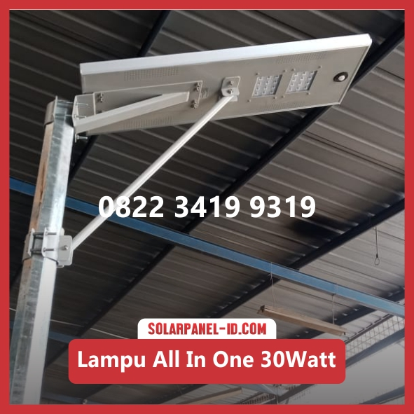 Lampu LED All In One 30watt Sumatera Selatan