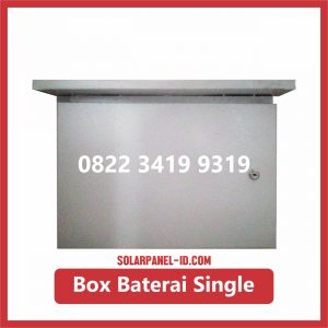 Box Baterai Single