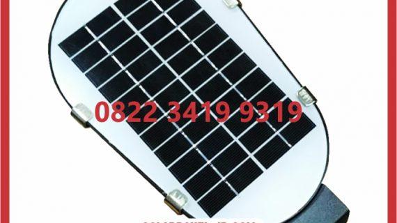 Lampu PJU Solarcell All In One Fatro 8watt