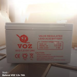 harga VRLA AGM BATTERY VOZ