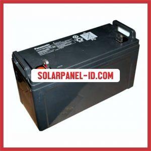 Panasonic baterai kering 12v 150Ah baterai solarcell
